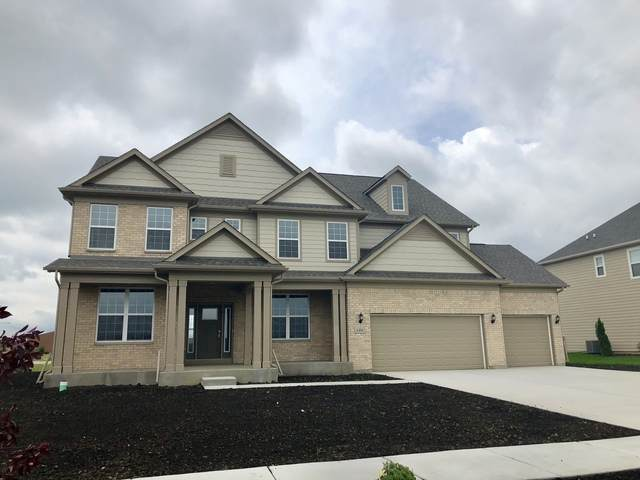 3824 Mahogany Lane, Naperville, IL 60564 (MLS #10783247) :: Property Consultants Realty
