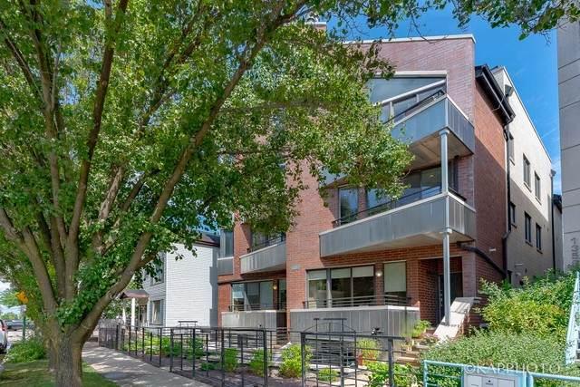 1360 W Hubbard Street 2E, Chicago, IL 60642 (MLS #10783355) :: Touchstone Group