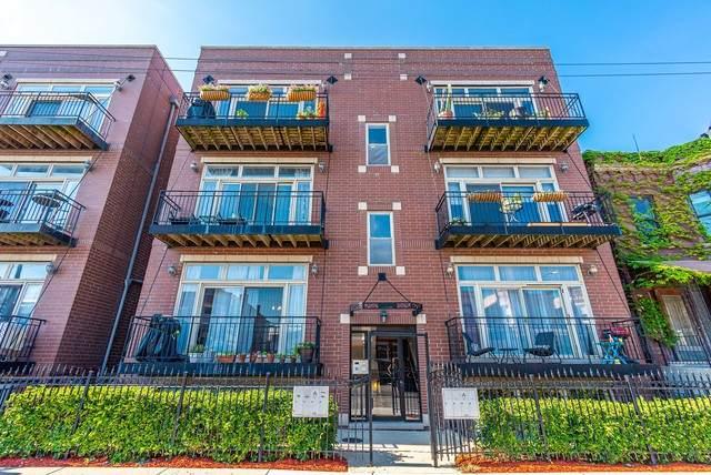 2734 W Belmont Avenue 4E, Chicago, IL 60618 (MLS #10783359) :: The Mattz Mega Group