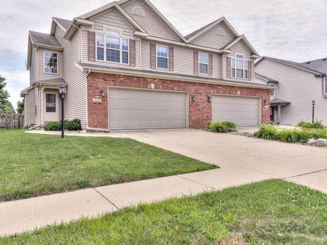 3909 Summer Sage Court, Champaign, IL 61822 (MLS #10783555) :: John Lyons Real Estate