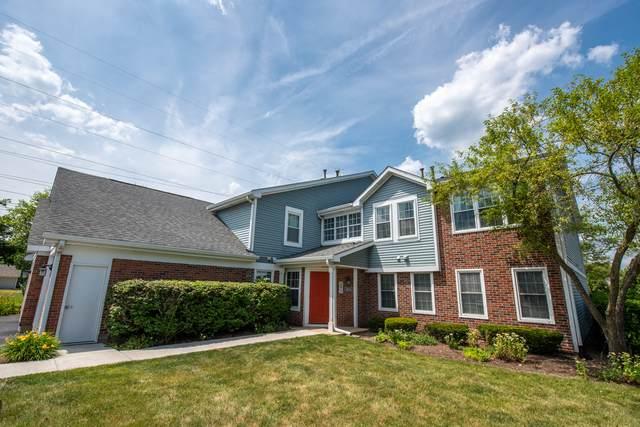 264 Jennifer Lane #3, Palatine, IL 60067 (MLS #10783576) :: Property Consultants Realty