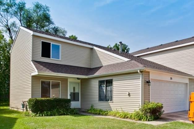 23 Buckingham Lane, Buffalo Grove, IL 60089 (MLS #10783664) :: Property Consultants Realty