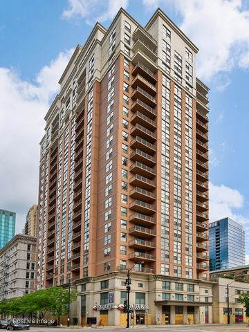 1101 S State Street H2106, Chicago, IL 60605 (MLS #10783716) :: Property Consultants Realty
