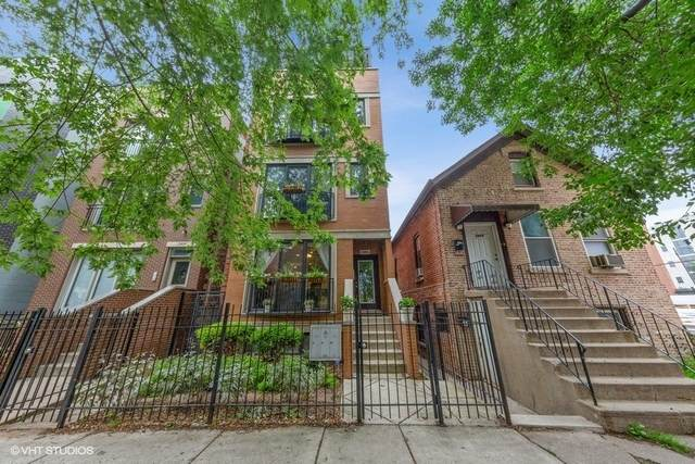 2414 W Thomas Street #1, Chicago, IL 60622 (MLS #10783771) :: Property Consultants Realty