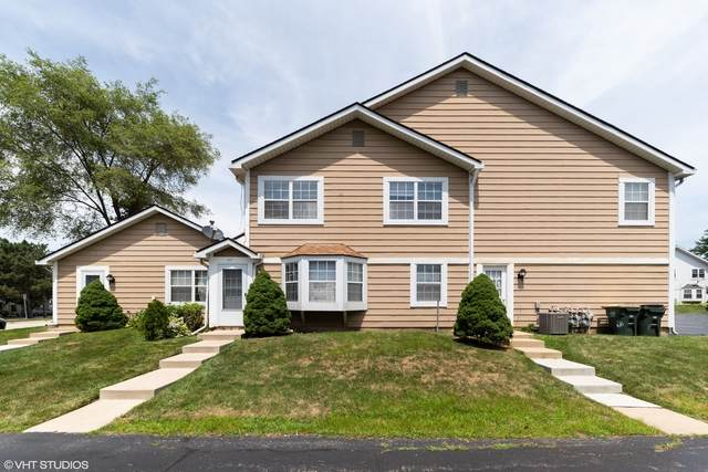 417-23 Cambridge Drive, Palatine, IL 60067 (MLS #10783955) :: Angela Walker Homes Real Estate Group