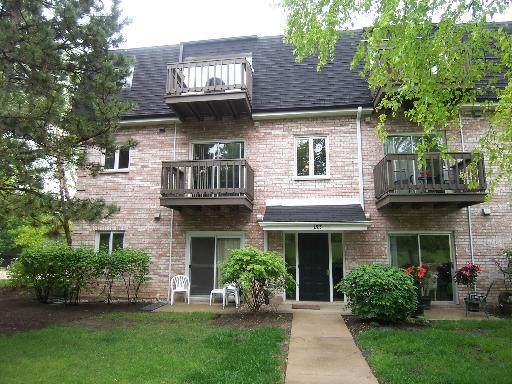 133 E Winchester Road C, Libertyville, IL 60048 (MLS #10784059) :: John Lyons Real Estate