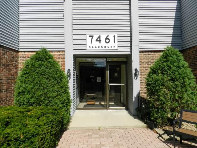 7461 Blackburn Avenue #206, Downers Grove, IL 60516 (MLS #10784316) :: John Lyons Real Estate