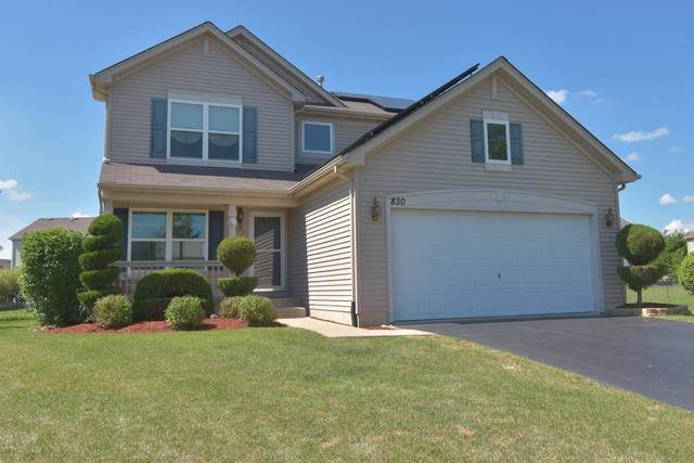 830 Marble Court, Volo, IL 60073 (MLS #10784386) :: Janet Jurich