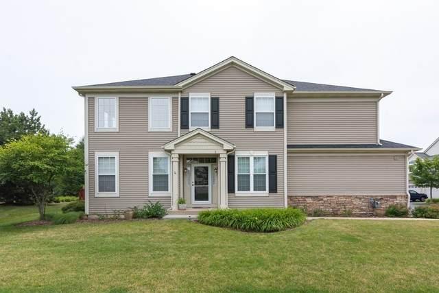 361 John M Boor Drive, Gilberts, IL 60136 (MLS #10784492) :: Angela Walker Homes Real Estate Group