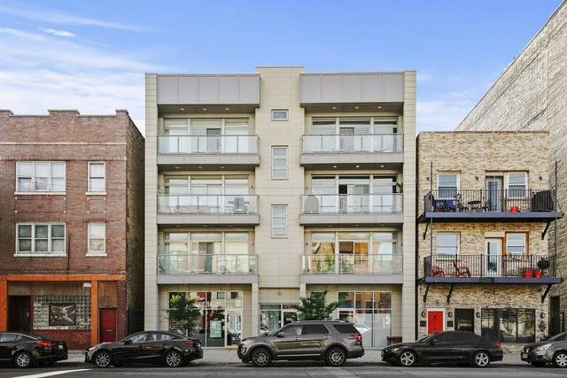 1310 N Western Avenue 3N, Chicago, IL 60622 (MLS #10784831) :: Touchstone Group