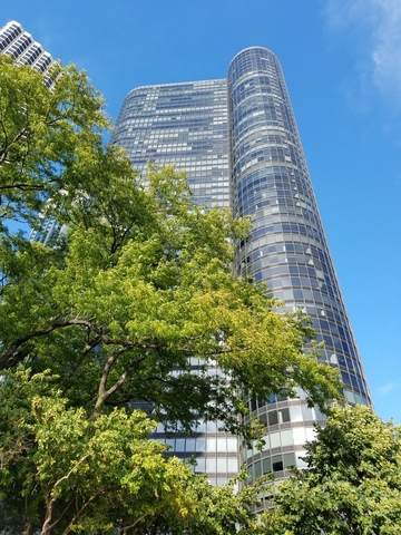 155 N Harbor Drive #3111, Chicago, IL 60601 (MLS #10784860) :: John Lyons Real Estate