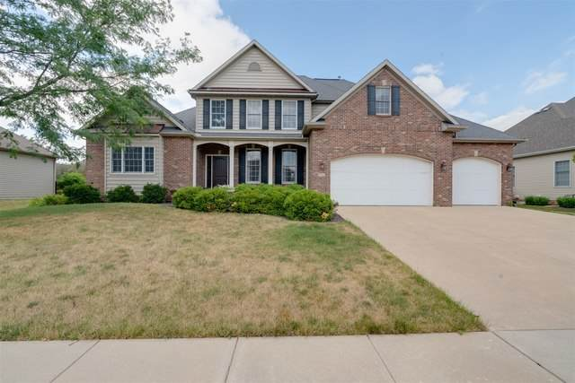 3110 Fiona Way, Bloomington, IL 61704 (MLS #10785270) :: BN Homes Group