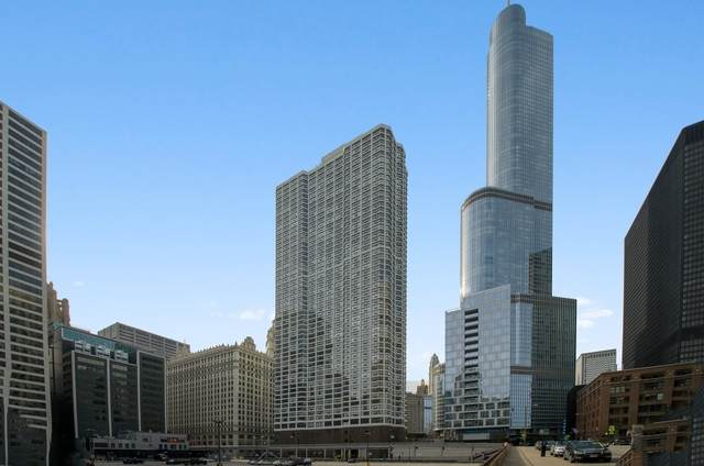 405 N Wabash Avenue #2813, Chicago, IL 60611 (MLS #10785548) :: BN Homes Group