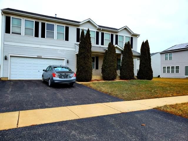 3900 Sedge Street, Zion, IL 60099 (MLS #10785688) :: John Lyons Real Estate