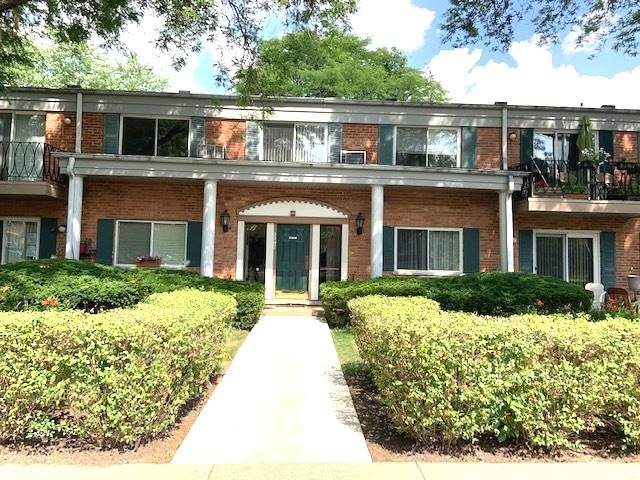 2307 S Goebbert Road B209, Arlington Heights, IL 60005 (MLS #10785853) :: The Dena Furlow Team - Keller Williams Realty