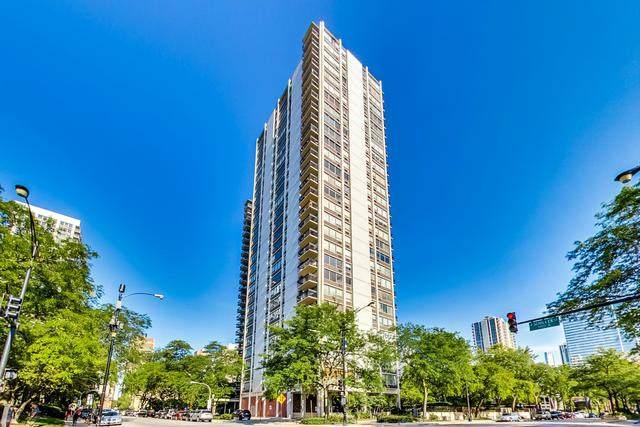 1360 N Sandburg Terrace 812C, Chicago, IL 60610 (MLS #10785898) :: John Lyons Real Estate
