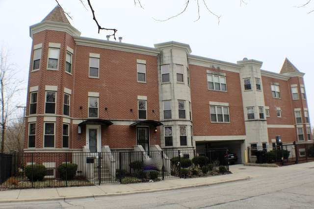 741 E 36th Street, Chicago, IL 60653 (MLS #10785934) :: Angela Walker Homes Real Estate Group