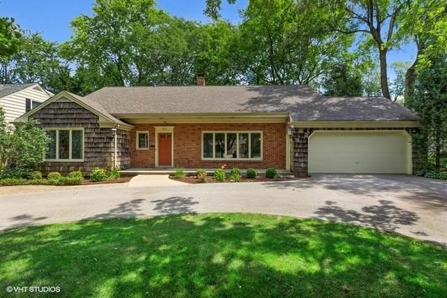 943 S Adams Street, Hinsdale, IL 60521 (MLS #10786090) :: The Wexler Group at Keller Williams Preferred Realty