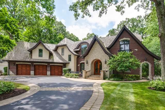 40 Lancaster Lane, Lincolnshire, IL 60069 (MLS #10786102) :: Angela Walker Homes Real Estate Group