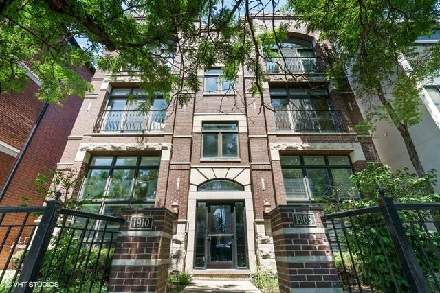 1910 W Armitage Avenue 1W, Chicago, IL 60622 (MLS #10786156) :: Angela Walker Homes Real Estate Group