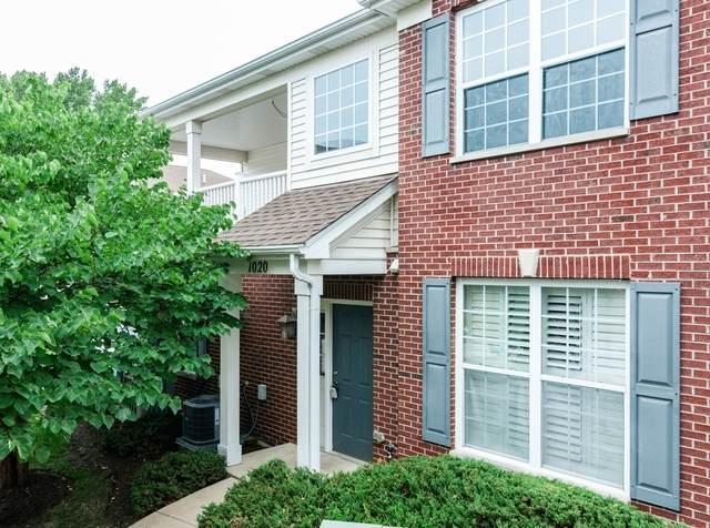 1020 Neudearborn Lane #1020, Naperville, IL 60563 (MLS #10786188) :: John Lyons Real Estate