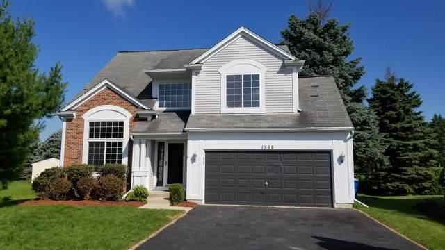 1568 Knoll Crest Drive, Bartlett, IL 60103 (MLS #10786199) :: John Lyons Real Estate