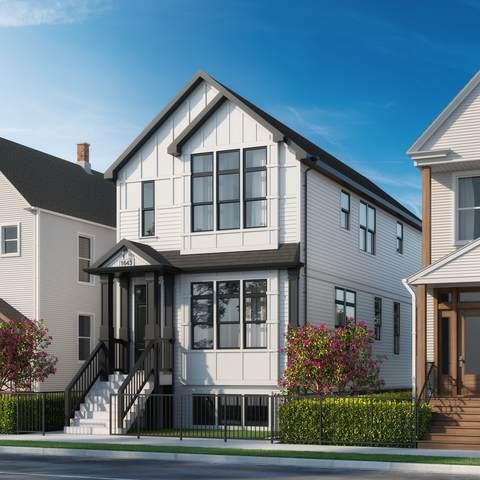 1643 N Mozart Street, Chicago, IL 60647 (MLS #10786318) :: Angela Walker Homes Real Estate Group