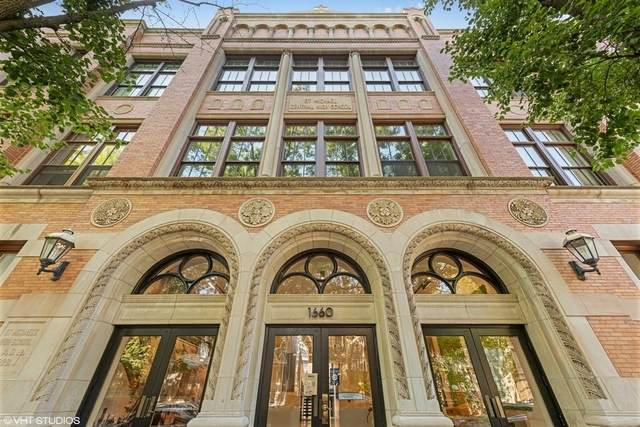 1660 N Hudson Avenue 3B, Chicago, IL 60614 (MLS #10786636) :: Property Consultants Realty