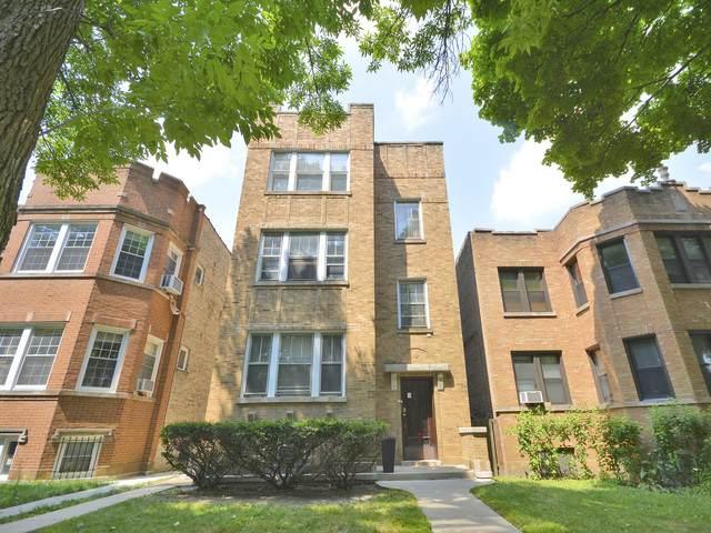 5652 N Rockwell Street, Chicago, IL 60659 (MLS #10786648) :: John Lyons Real Estate