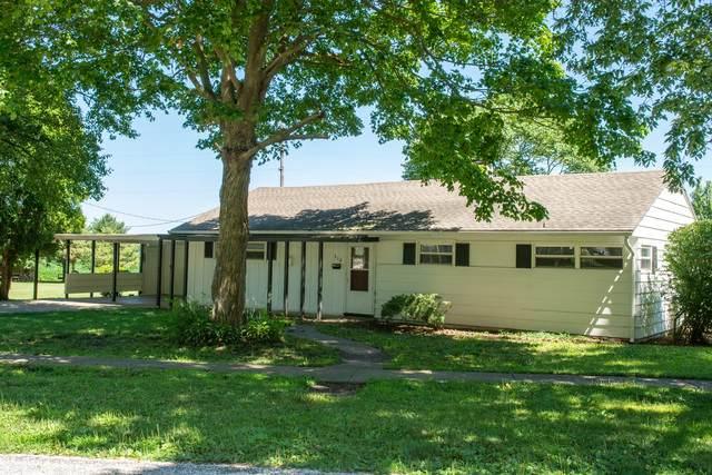 310 W 4th Street, HOMER, IL 61849 (MLS #10786795) :: John Lyons Real Estate