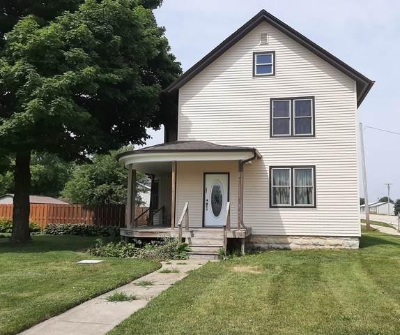 101 S Shabbona Road, Shabbona, IL 60550 (MLS #10787012) :: John Lyons Real Estate