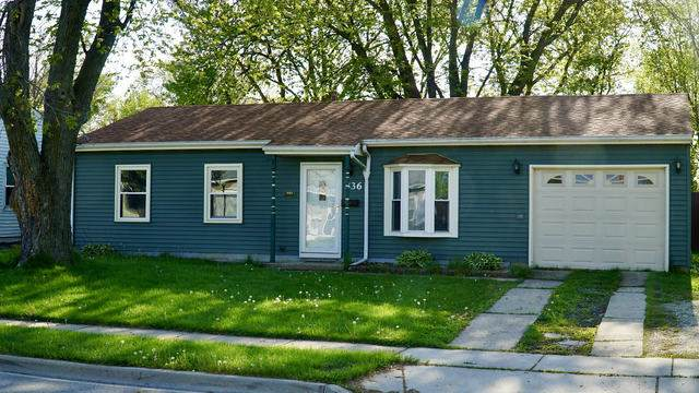 336 Macon Avenue, Romeoville, IL 60446 (MLS #10787087) :: The Wexler Group at Keller Williams Preferred Realty