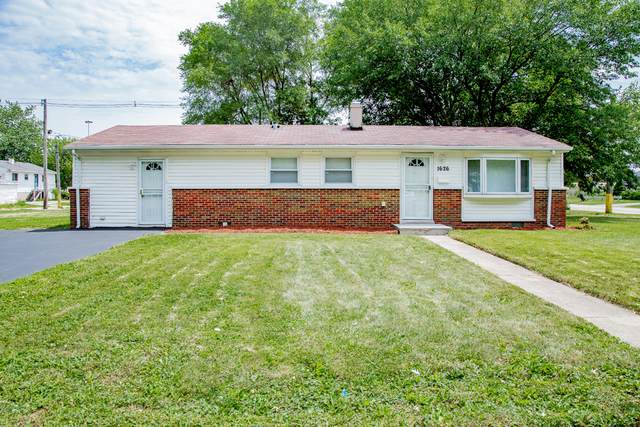 1626 W 167th Street, Markham, IL 60426 (MLS #10787176) :: The Wexler Group at Keller Williams Preferred Realty