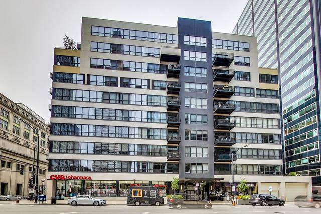 130 S Canal Street #515, Chicago, IL 60606 (MLS #10787253) :: Angela Walker Homes Real Estate Group
