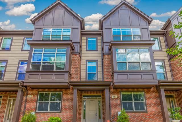 413 W Alpine Springs Drive, Vernon Hills, IL 60061 (MLS #10787262) :: John Lyons Real Estate