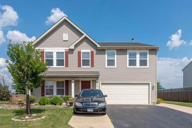 14611 General Drive, Plainfield, IL 60544 (MLS #10787280) :: Angela Walker Homes Real Estate Group