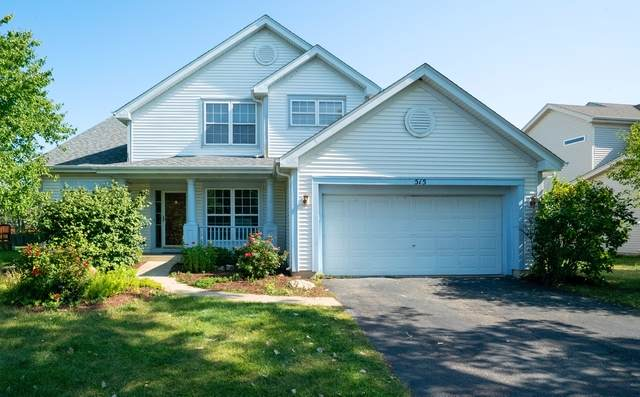 515 Victoria Lane, Oswego, IL 60543 (MLS #10787289) :: The Wexler Group at Keller Williams Preferred Realty