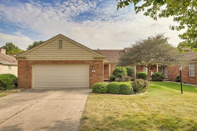 1409 Theodore Drive A, Champaign, IL 61821 (MLS #10787430) :: Ryan Dallas Real Estate