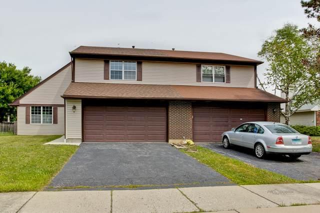 605 Bordeaux Court, Buffalo Grove, IL 60089 (MLS #10787585) :: John Lyons Real Estate