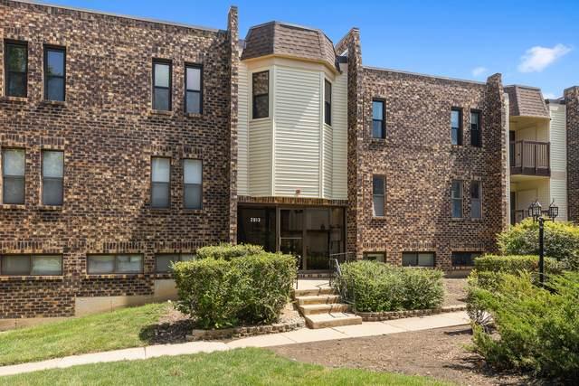 2013 Country Club Drive #21, Woodridge, IL 60517 (MLS #10787663) :: John Lyons Real Estate