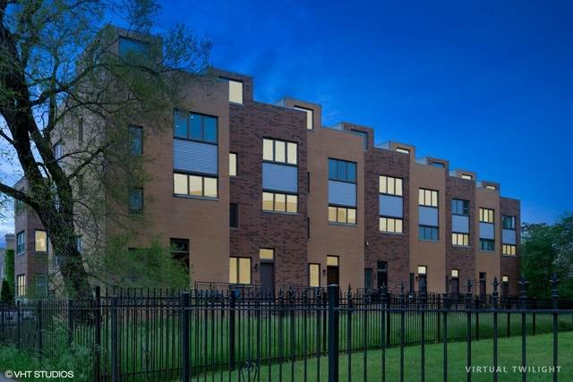 5210 S King Drive H, Chicago, IL 60615 (MLS #10787757) :: Angela Walker Homes Real Estate Group