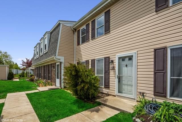 314 Rodenburg Road, Roselle, IL 60172 (MLS #10788246) :: John Lyons Real Estate