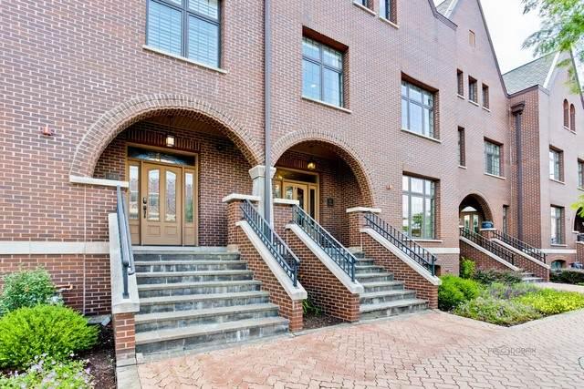11 S Emerson Street B, Mount Prospect, IL 60056 (MLS #10788260) :: Littlefield Group