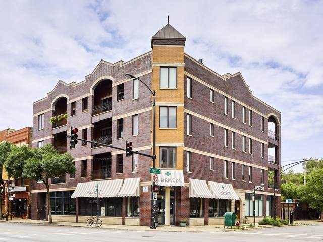 810 N Wolcott Avenue 2B, Chicago, IL 60622 (MLS #10788296) :: Property Consultants Realty