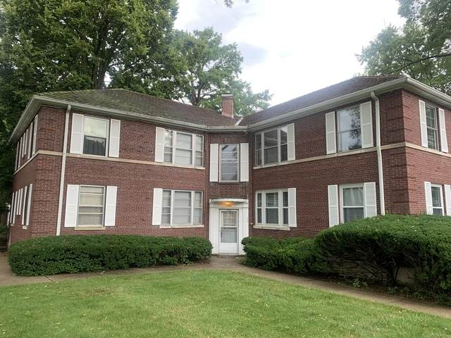 1501 Delmont Court #3, Urbana, IL 61801 (MLS #10788385) :: Suburban Life Realty