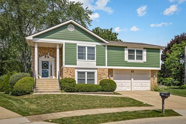 218 Bryant Place, Vernon Hills, IL 60061 (MLS #10788485) :: John Lyons Real Estate