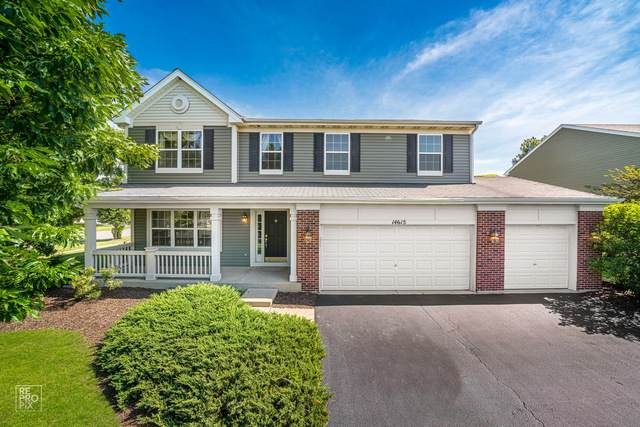 14615 Colonial Parkway, Plainfield, IL 60544 (MLS #10788486) :: Angela Walker Homes Real Estate Group
