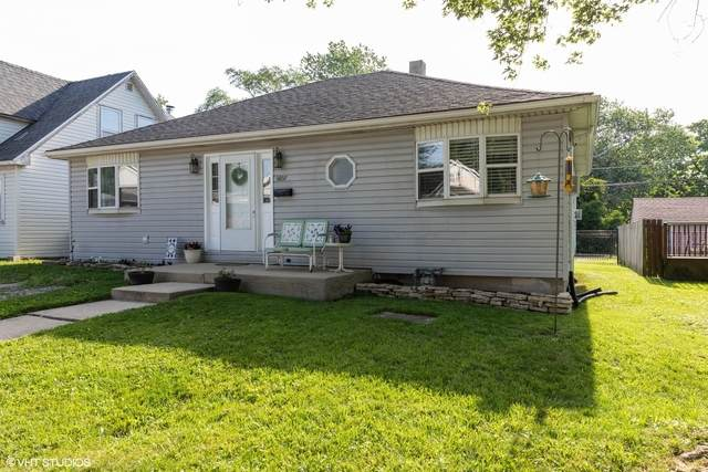 3037 Union Avenue, Steger, IL 60475 (MLS #10788594) :: The Wexler Group at Keller Williams Preferred Realty