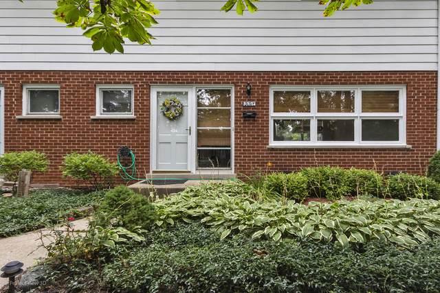 3131 Lake Avenue F, Wilmette, IL 60091 (MLS #10788654) :: The Wexler Group at Keller Williams Preferred Realty