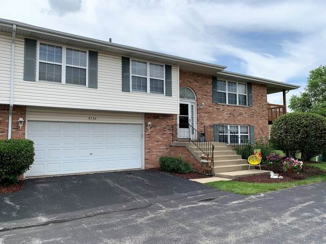 8534 Scheer Drive #8534, Tinley Park, IL 60477 (MLS #10788795) :: John Lyons Real Estate